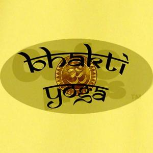 bhakti_yoga_with_om_symbol_yellow_tshirt