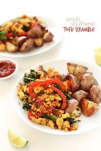 SIMPLE-Southwest-Tofu-Scramble-Kale-red-peppers-and-onion-with-tofu-in-a-smoky-savory-sauce-10-ingredients-vegan-glutenfree